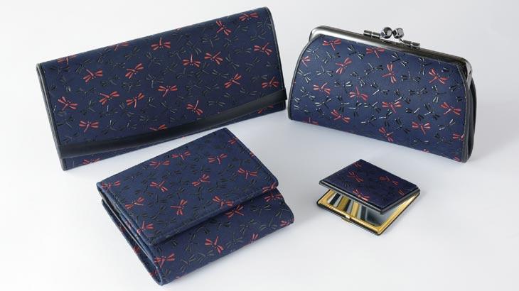 印傳の財布や小物のイメージ画像