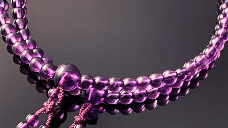 水晶の念珠