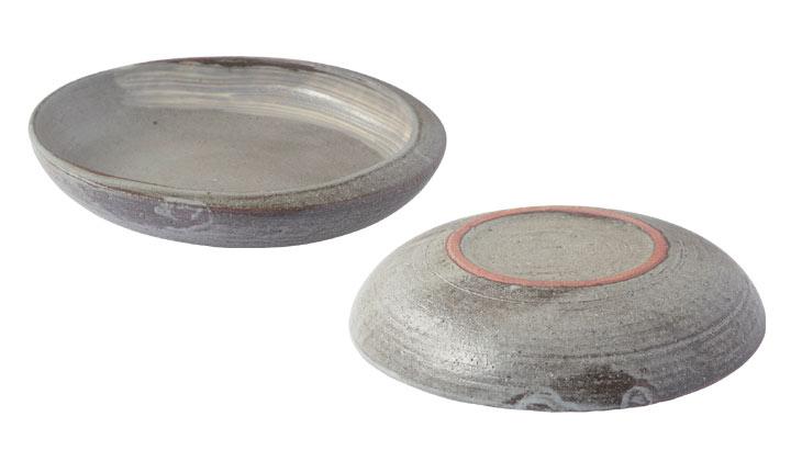 カレー専用皿の形がわかるブツ写真