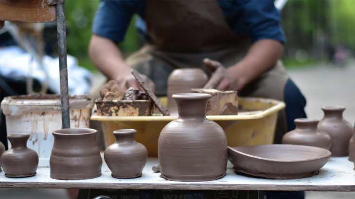 陶芸のイメージ画像