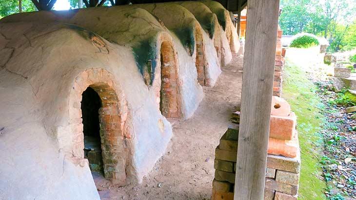 連房式登窯の画像