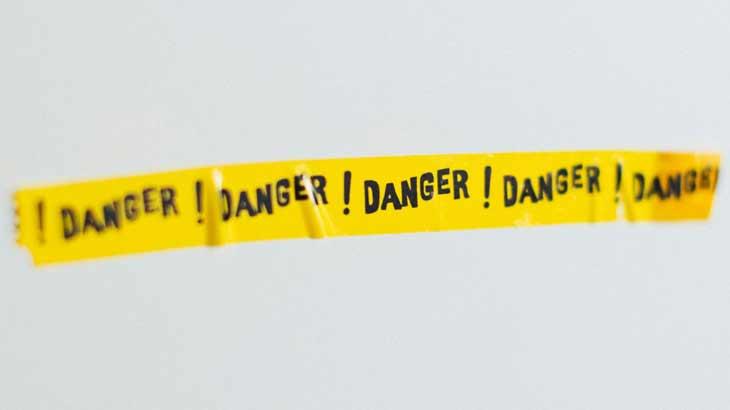 危険性のイメージ画像