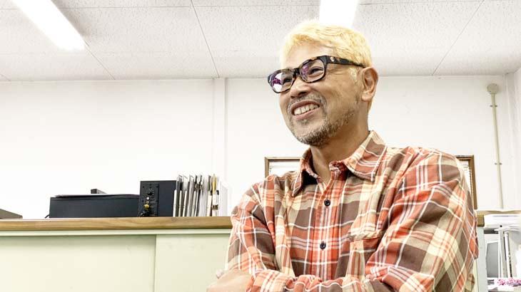 丸十製陶の商品企画本部長 山野さん