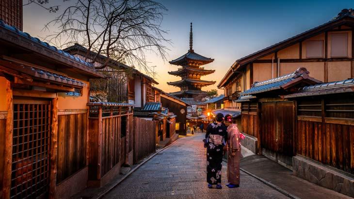 京都の風景画像