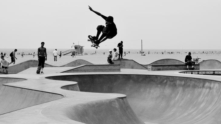 スケートボードのイメージ画像