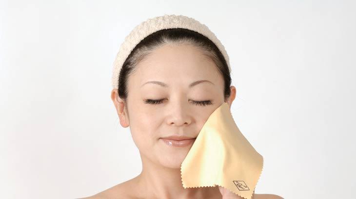 洗顔での使用イメージ