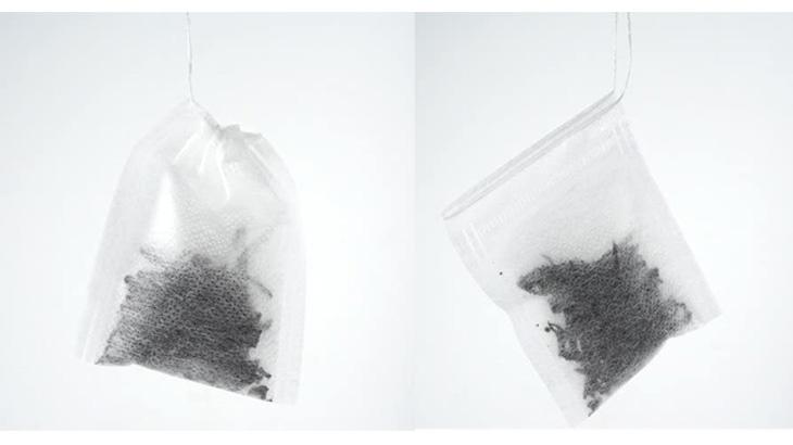 巾着タイプのティーパック画像