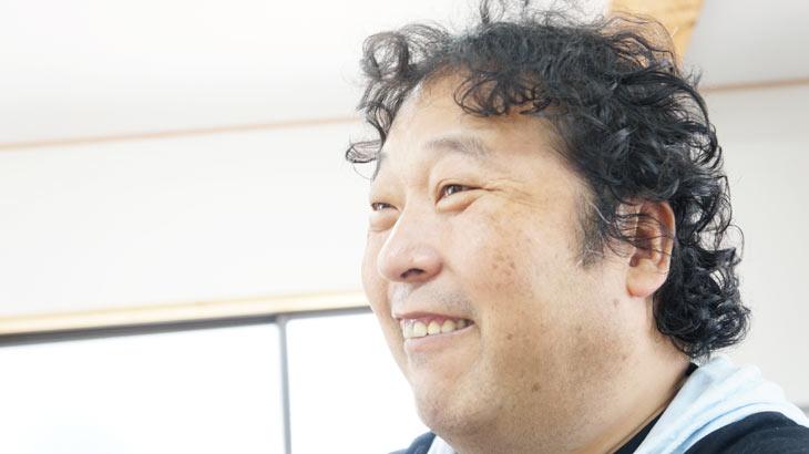 農学博士の有限会社 樹万倍の代表、川上さん