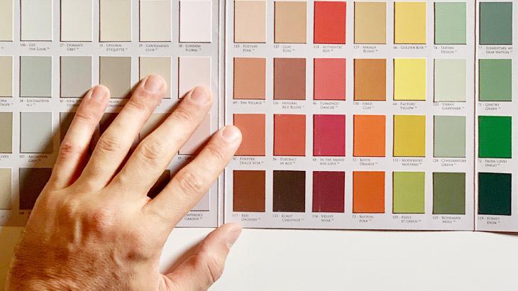 カラーバリエーションのイメージ画像