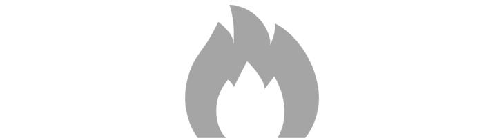 火のイメージアイコン