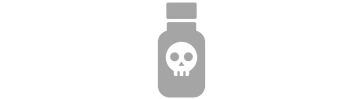 毒性のイメージアイコン