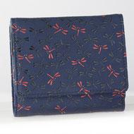 甲州印伝の財布